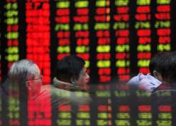 Dimotori Bursa Shanghai, Pasar Asia Tancap Gas Ke Zona Hijau