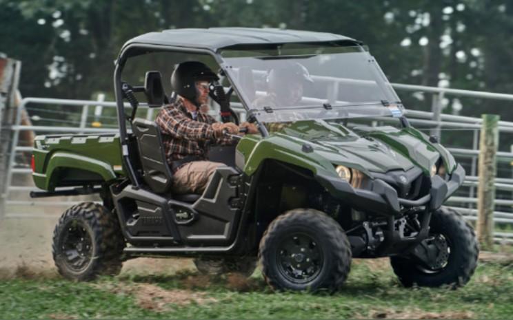 Yamaha Utilily Side-by-Syde. Yamaha merancang, merekayasa, memproduksi dan menguji ATV dan kendaraan side-by-side-nya di dunia nyata, memicu hasrat off-road. - YAMAHASPORT