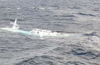Enam Korban Kapal Kasih 025 Tenggelam Belum Ditemukan