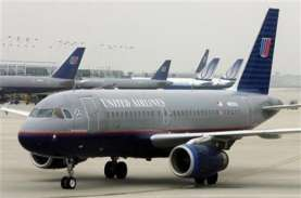 Terdampak Covid-19, United Airlines Bakal Rumahkan…