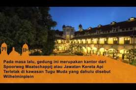 Lawang Sewu di Semarang Dibuka, hanya Terima 43 Persen…