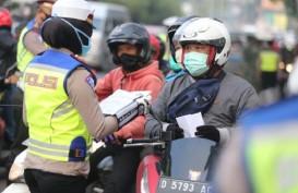 Cek Poin Kembali Dioperasikan di Kota Bandung, Khusus Pemeriksaan di Perbatasan