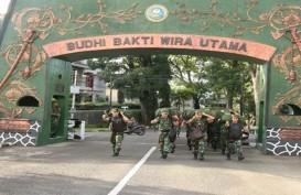 Duh! 1.262 Siswa Secapa AD Bandung Positif Corona