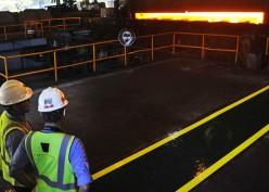 Diborong Mirae Asset Sekuritas, Saham Krakatau Steel (KRAS) Nyaris ARA