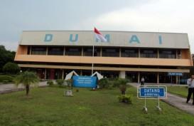 Gubernur Riau : Landasan Bandara Pinang Kampai Perlu Diperpanjang