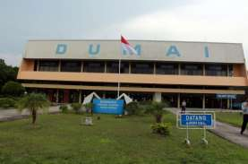 Gubernur Riau : Landasan Bandara Pinang Kampai Perlu…
