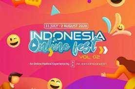 Indonesia Online Fest Vol. 02 Bakal Digelar Akhir…