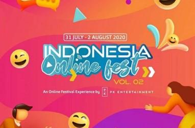 Indonesia Online Fest Vol. 02 Bakal Digelar Akhir Bulan Ini