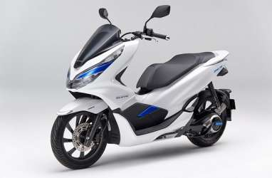 Honda PCX 125, Sepeda Motor Terlaris di Inggris pada Juni 2020