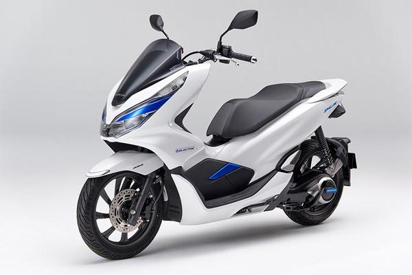 Honda PCX Electric.  - HONDA
