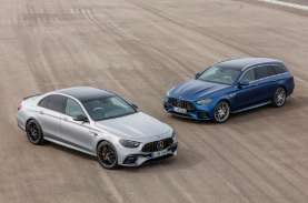 Mercedes-Benz Ungguli BMW di Pasar Amerika Serikat