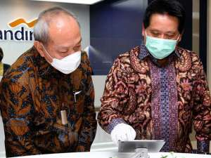PT Bank Mandiri (Persero) Tbk. Resmikan KCP Edukatif Bernuansa Digital di Menara Astra