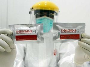RI-GHA, Alat Rapid Test Covid-19 Buatan Indonesia Diklaim Lebih Sensitif
