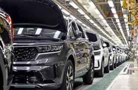 Kia Mulai Produksi Sorento Hybrid