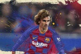 Griezmann Akhirnya Bertahan di Barcelona
