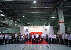 Pasar Membaik, Honda Prospect Pasang Target Ekspor 6.000 Unit