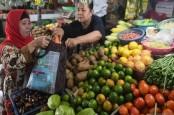 LARANGAN KANTONG PLASTIK : Konsumen Tak Dikenakan Sanksi