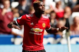 Hasil Liga Inggris, Manchester United Tinggal 1 Poin…