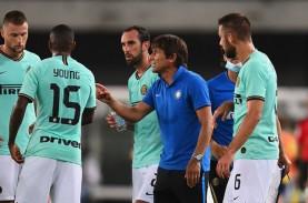 Inter Milan Tertahan di Verona, Tetap Aman di Zona…