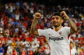 Hasil Lengkap La Liga Spanyol, Sevilla Merapat ke…