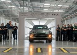 Aston Martin DBX Meluncur dari Jalur Produksi, Tonggak Era Baru