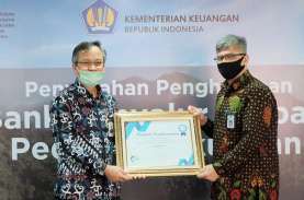BNI Jadi Bank Penyalur Kredit Peduli Lingkungan Terbaik