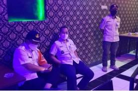 Beroperasi saat PSBB, Karaoke di Cilandak Didenda…