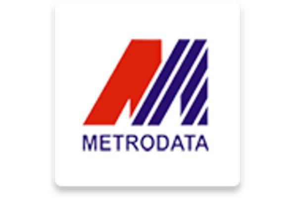Logo Metrodata - metrodata.co.id