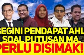 Denny Indrayana Angkat Bicara soal Pilpres Putusan…