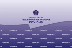 Update Corona 10 Juli: Kasus Sembuh Naik 878, Menjadi…