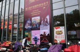 Terdampak Pandemi Covid-19, Bioskop di Shanghai Disubsidi…