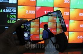 Investor Asing Borong Big Caps, IHSG Malah Lesu