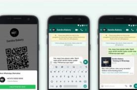 Fitur QR Code Kini Hadir di WhatsApp Business