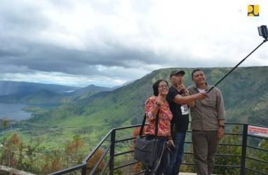 Kemenparekraf: Kaldera Toba Bakal Ramaikan Pariwisata Alam