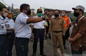 2 dari 155 Penumpang KRL Stasiun Bogor Positif Covid-19…