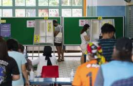 Antrean Panjang Jadi Kendala di Pemilu Singapura