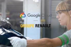 Gandeng Google Cloud, Renault Pacu Digitalisasi Industri