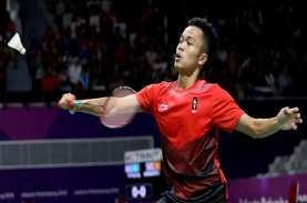 Anthony Ginting Juara Mola TV PBSI Home Tournament…