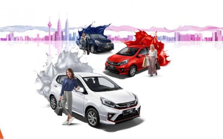 Model Perodua. Perodua telah menjual 52.920 kendaraan pada lima bulan pertama 2020, memberikannya pangsa pasar 41% dibandingkan dengan perkiraan total volume industri tahun ini sebanyak 129.401 unit. - Perodua