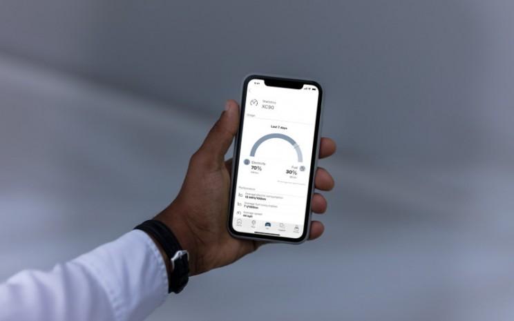 Volvo on Call. Aplikasi Volvo on Call baru tersedia untuk semua model plug-in-hybrid Volvo yang dibangun di atas platform SPA dan CMA yang dijual setelah 2015, di 47 negara di seluruh dunia tempat Volvo on Call beroperasi.  - Volvo Cars