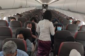 Penumpang Lion Air Diklaim Sudah Lolos Pemeriksaan
