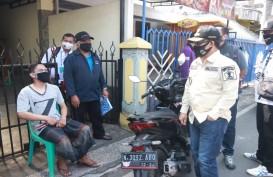 Kelurahan Mergosono Kota Malang Lakukan Pembatasan Sosial Berskala Lokal