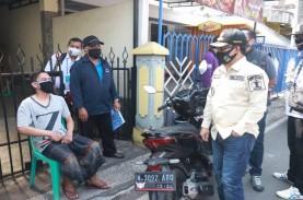 Kelurahan Mergosono Kota Malang Lakukan Pembatasan…