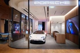 Porsche @CityLife, Toko Inspiratif di Jantung Kota…