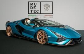 Museum Lamborghini Dibuka Lagi, Tampilkan Sián Roadster Baru
