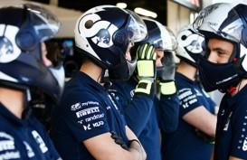 Seri Kedua F1, Aston Martin Red Bull Racing Diharapkan Raih Garis Akhir