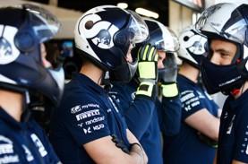Seri Kedua F1, Aston Martin Red Bull Racing Diharapkan…