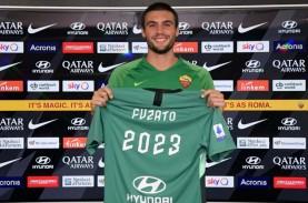 AS Roma Perpanjang Kontrak Eks Kiper Palmeiras Daniel…