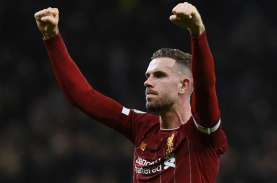 Alami Cedera Lutut, Henderson Absen Bela Liverpool…