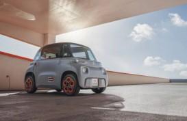 Citroën Ami-100% Listrik Tiba di Jaringan Dealer